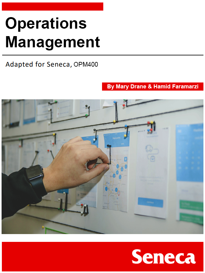 Cover image for Introduction to Operations Management